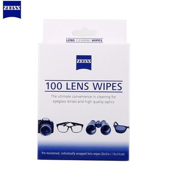 zeiss 100 Cleaning Cloth Screen Glass Lens Cleaner Camera Cleaning for Canon Nikon DSLR Camera Camcoder iPhone iPad Tablet
