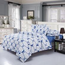 Home textile,Europe palace Luxurious style 3D Reactive Print 4Pcs bedding set luxury include Quilt Cover Bed linen Pillowcase
