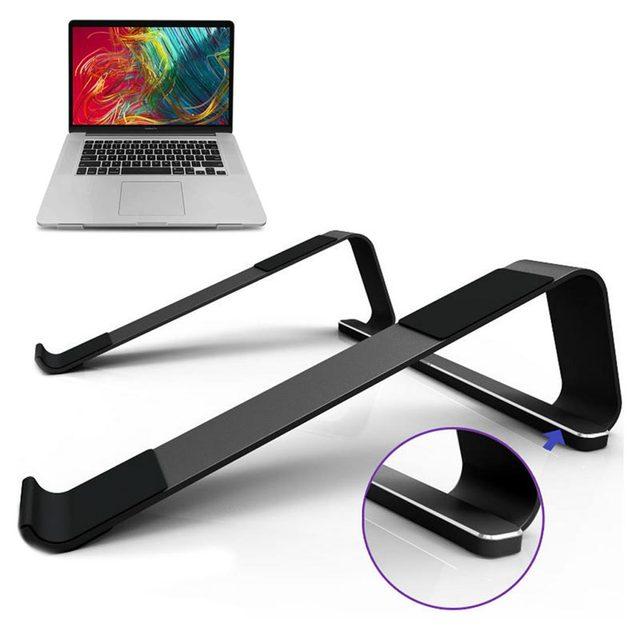 מתכת מחברת מחשבים ניידים Stand tablet מחזיק עבור MacBook אוויר עבור Dell Lenovo xiaomi חדש בעל מחשב נייד למחשב נייד