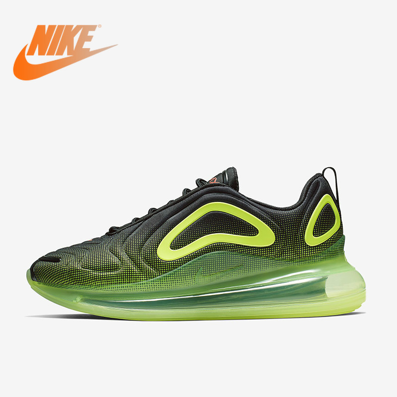 US $60.56 36% OFF|Original Authentic Nike Air Max 720 Running Shoes Men's Breathable Sports Shoes Comfortable Fashion New Listing AO2924 008 in