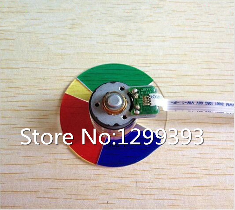 Projector Color Wheel for  BENQ  PB8240  Free shipping projector color wheel for benq w1000 p n oc cw 6ba ad176