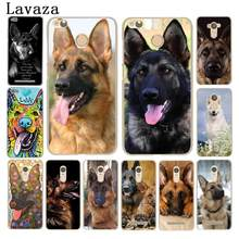 Lavaza german shepherd dog Hard Phone Case for Xiaomi Redmi K20 8A 7A 5A 6A Note 8 7 5 6 Pro 4 4X Cover(China)