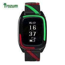 Trozum модные браслеты DB05 сердечного ритма артериального давления Браслет Водонепроницаемый IP68 Smart Band Android IOS фитнес-трекер активности