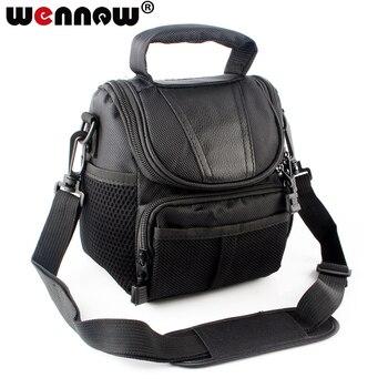 Wennew сумка для камеры, сумка через плечо для YI M1 с 12-40 мм 42,5 мм беззеркальной крышкой для цифровой камеры