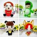 "[SGDOLL] 2017 Korea Fashion Kpop EXO XOXO Planet #2 BaekHyun TAO 8"" Plush Toy Stuffed Doll Fans Gift Support Collection 15122901"