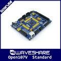 Waveshare Open107V Standard STM32F107VCT6 STM32F107 ARM Cortex-M3 STM32 Development Board + PL2303 USB UART Module