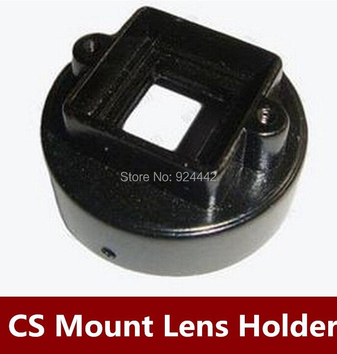 Wholesale 100pcs/lot Free shipping CS Mount Lens Holder for cctv camera+gasket+screw