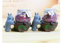 Creative dragon cat hand office zakka micro time paper pet long cat cart resin decoration student gift students culpture statue