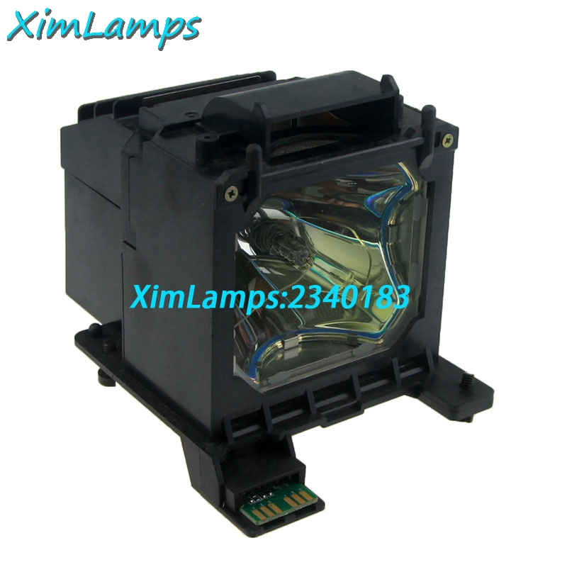 XIM Lamps MT60LP/50022277 high quality Projector Lamp Bulb with housing Replacement for NEC MT1060 MT1065 MT860 xim lamps replacement projector lamp cs 5jj1b 1b1 with housing for benq mp610 mp610 b5a