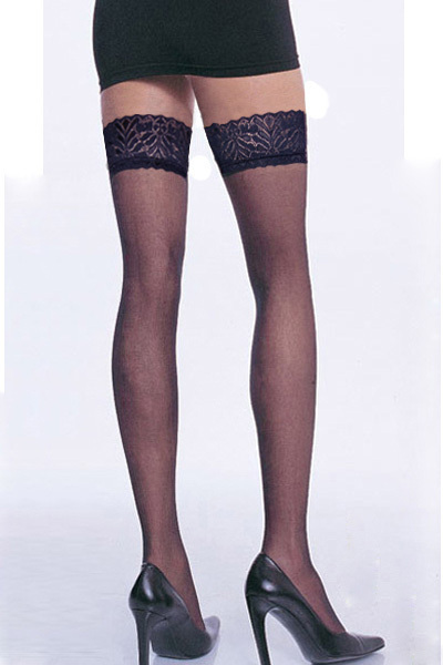 free shipping Hot cute sexy lingerie temptation to Ms. thin transparent lace stockings cored wire 9037 Stockings