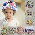 Детский защитный шлем для мальчиков и девочек  защищающий от столкновений  мягкий защитный шлем для малышей