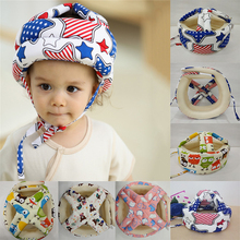 Baby Protective Helmet Boy Girls Anti-collision Safety Helme