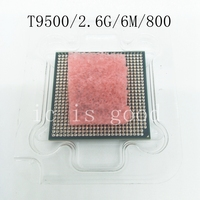 laptop Core 2 Duo T9500 CPU 6M Cache/2.6GHz/800/Dual Core Socket 479Laptop processor for GM45/PM45