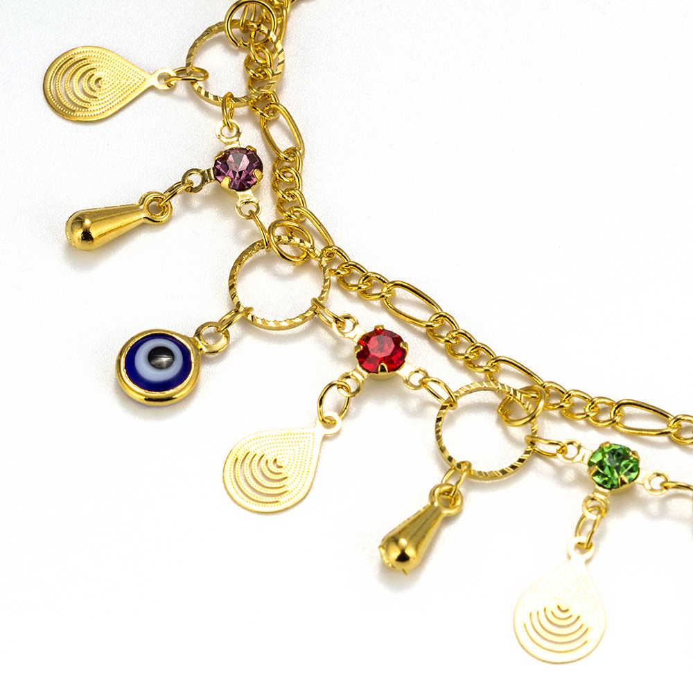 Талисманы на ножной браслет с цветком и кисточками от сглаза босиком; Вязаные сандалии; ювелирные изделия на ногу; браслеты для женщин; цепочка на ногу EY6132