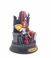 Shanks One Piece GK Monkey D Luffy 23CM PVC Action Figure Model Doll Toys