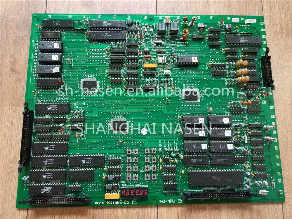 LG SIGMA Board 1R01685-BO INV-MPU INV-MPU2, 99% NEW