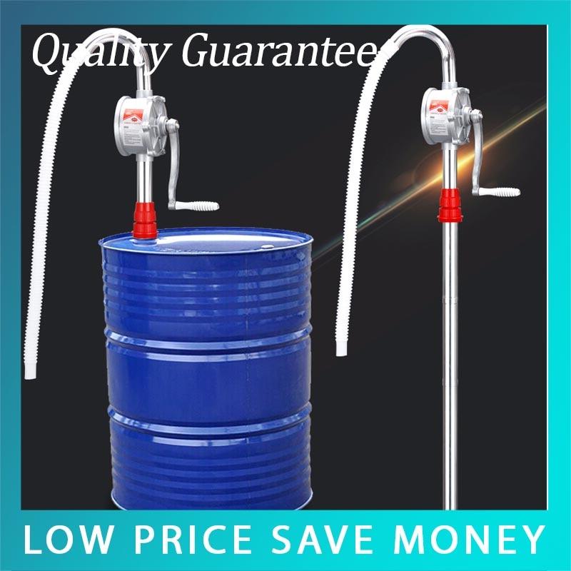 Portable Hand Oil Pump Industry Manual Barrel Pump