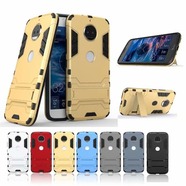 separation shoes a53e0 44e5e US $2.99 40% OFF For Motorola Moto G5s Plus Cover Moto G5s Plus Case On For  Moto G 5s Plus 2in1 Armour 2 in 1 Hard Back Cover With Kickstand-in ...