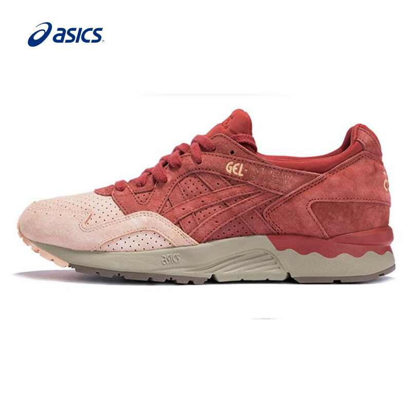Original ASICS Men Shoes Breathable Light Weight Running Shoes Sports Shoes Anti-Slippery Hard-Wearing Sneakers Outdoor Walking