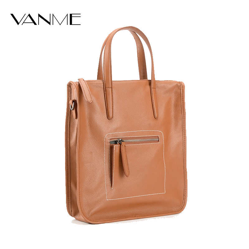 2017 Women Shoulder Bags Fashion Women Handbags Genuine Leather Large Capacity Tote Bag Lady Casual Cowhide Daily Messenger Bag 2017 esufeir brand genuine leather women handbag fashion shoulder bag solid cowhide composite bag large capacity casual tote bag