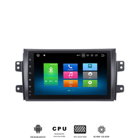 9 Octa Core Android 8.0 Car radio For Suzuki SX4 2006 2011 multimedia Player with IPS screen 4Gb Ram+32Gb Rom 64bit PX5