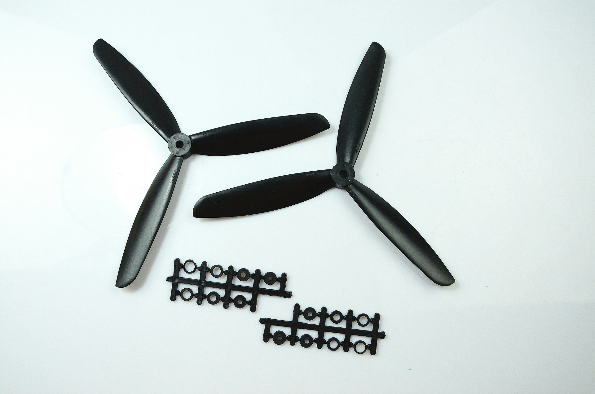 9X4.5 9045 9045R CW CCW 2 Pairs 3-Blade Electric Propeller RC Multicopter Quadcopter Kit Model Accessories UAV Accessories 10 pairs 6045 3 blade cw flat propeller ccw prop for rc multicopter quadcopter