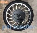 20 pulgadas de doble ejes dc motor de cubo de rueda con freno de disco (16 pulgadas llanta) con neumáticos phub-149