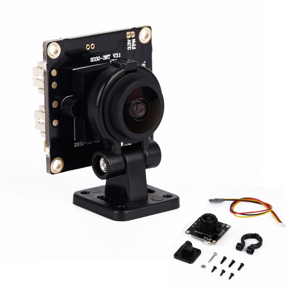 1pcs OCDAY 800 TVL FPV HD COMS Camera 168 Degree Wide Angle Lens for FPV Multicopters NTSC PAL dalrc 800tvl fpv coms camera 2 5mm 120 degree lens 1 3 inch camera