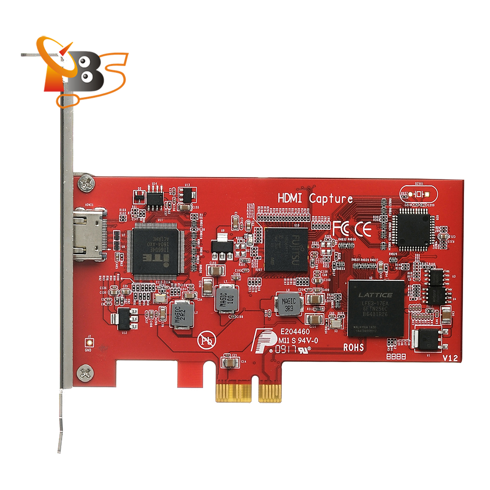 Broadcast TV Hot Deals TBS6301 HDMI HD Capture card for IPTV Server