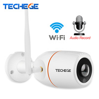 Techege 960P 3D VR WIFI Smart Audio Camera 360 Degree Panoramic 1 3MP IP Camera Waterproof