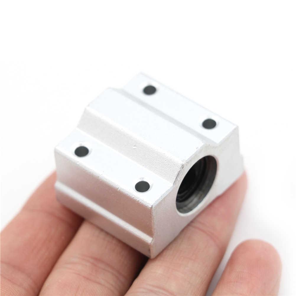 3D stampante SCS8UU 8 millimetri di Movimento Lineare del Cuscinetto A Sfere blocco con LM8UU bush Scorrevole Linear Albero per CNC