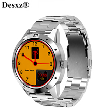 Desxz Smart Watch Band Men smartwatch support facebook WhatsApp Heart Rate Monitor Wristband for IOS Android Wristwatch