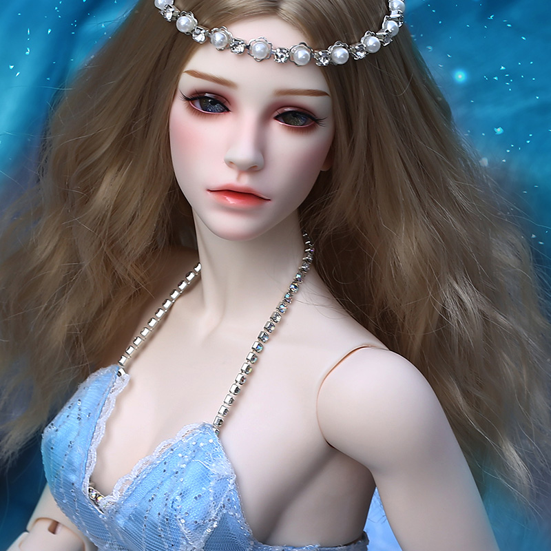 BJD SD Doll Jeanne 1/3 Body Model High Quality Resin Toys For Girls Best Birthday Xmas Gifts