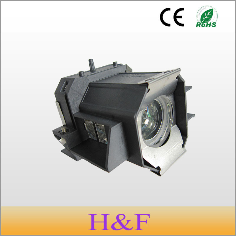 Free Shipping ELPLP39(V13H010L39) Compatible Replacement Projector Lamp With Housing For Epson EMP-TW1000 Projetor Luz Lambasi free shipping rca 270414 rear replacement projection tv lamp projector light with housing for rca proyector projetor luz lambasi