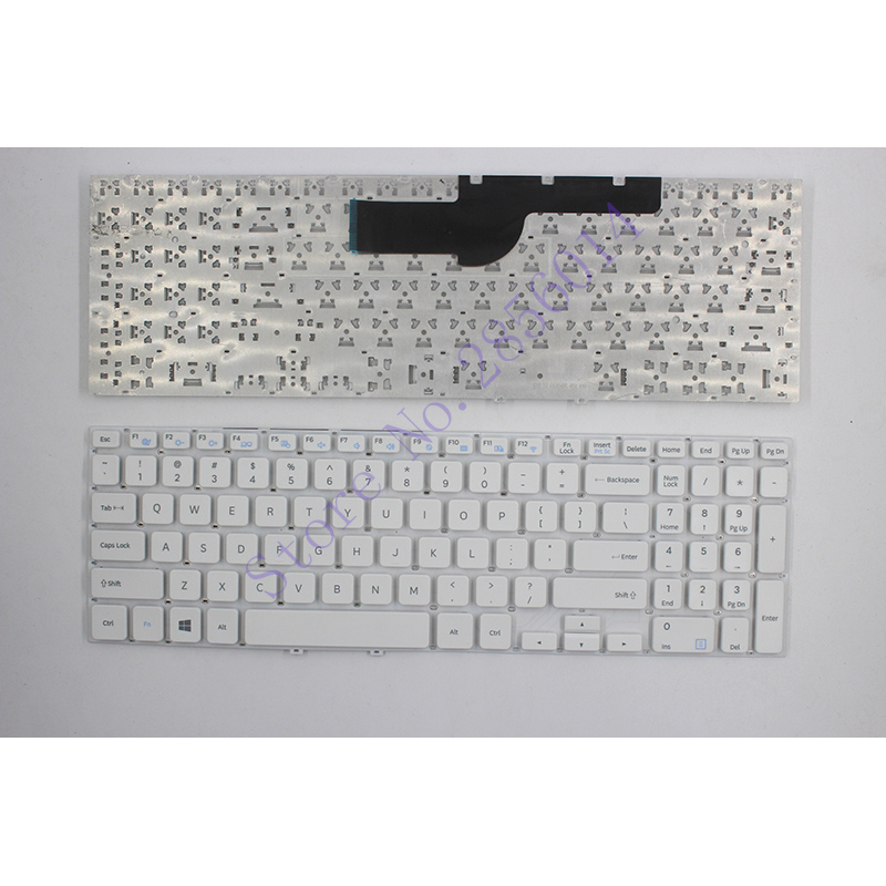 NEW US Keyboard for Samsung 355E5C NP355E5C 350V5C NP350V5C 355V5C NP355V5C 550P5C 350E5A NP350E5A US laptop keyboard white цена