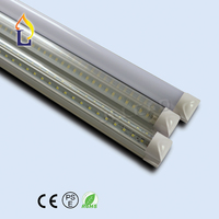 50pcs/lot 60W T8 Integrated Led V shaped Tube 8ft 2400mm SMD 2835 AC100 277V replace to led fluorescent bulbs Lighting