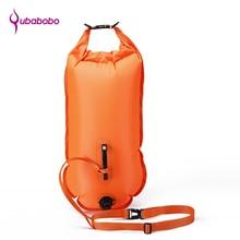 20-35L Professional Waterproof Swimming Bag 2018 Inflatable Snorkeling Rafting Drifting Menyelam Beg Kering Universal Stuff Bags Bag
