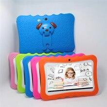 """Tablet PC para Los Niños 7 """"Quad Core Kids tablet Android 4.4 de Allwinner 33 4 GB/8 GBGB Wifi IPS 1024*600 5 colores con cubierta protectora"""