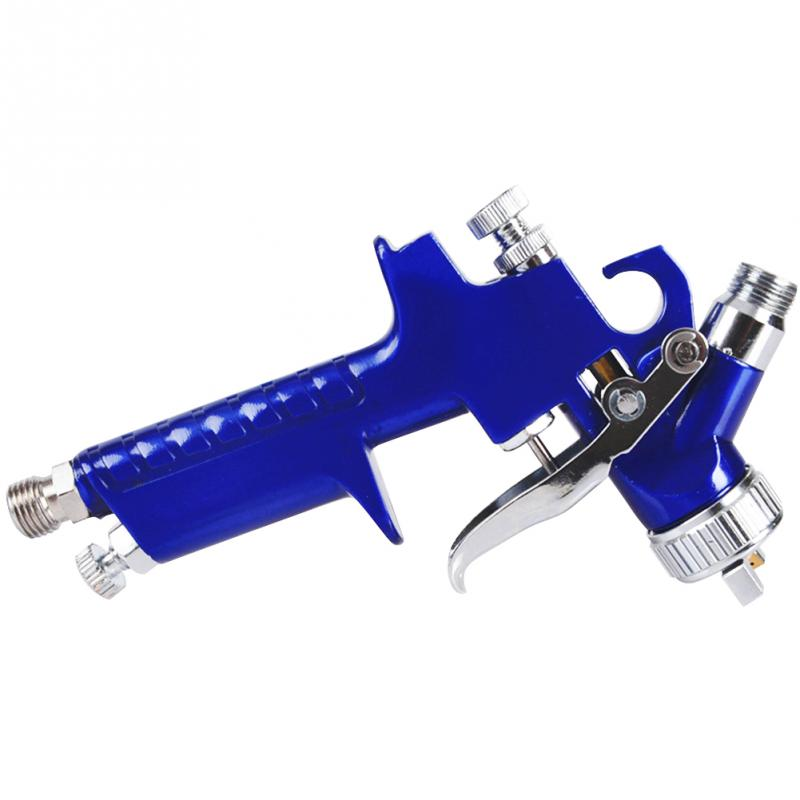 New Mini HVLP Air Spray Gun 1.0mm Auto Car Detail Touc Up Paint Sprayer 1pcs/