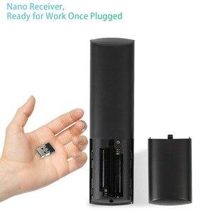 Image 4 - KEBIDU G20S 2.4G souris dair sans fil gyroscope contrôle vocal détection universelle Mini clavier télécommande pour PC Android TV Box