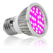 AC85-265V 28-LED Plant Growth Light Full Spectrum CFL IR UV Growing Lamp цена в Москве и Питере