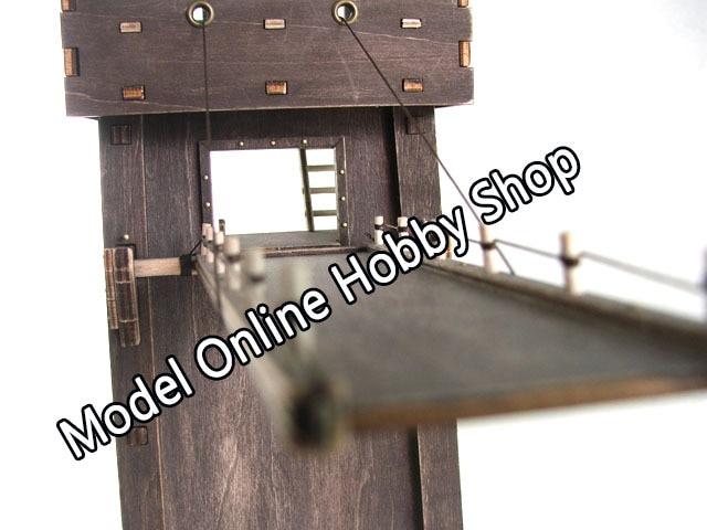 Scaletta In Legno Antica : Modello in scala di legno di trasporto libero l antica impero
