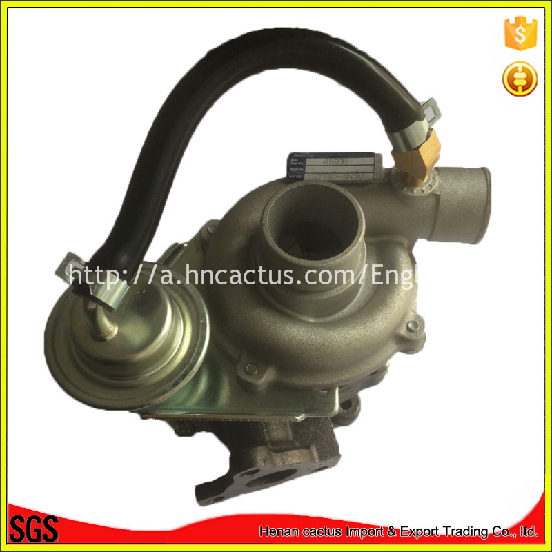 Auto engine parts air intake RHB31 VC110021 129403 18050 supercharger turbocharger with engine 4TN(A)78 TL/3TN82TE for yanmar