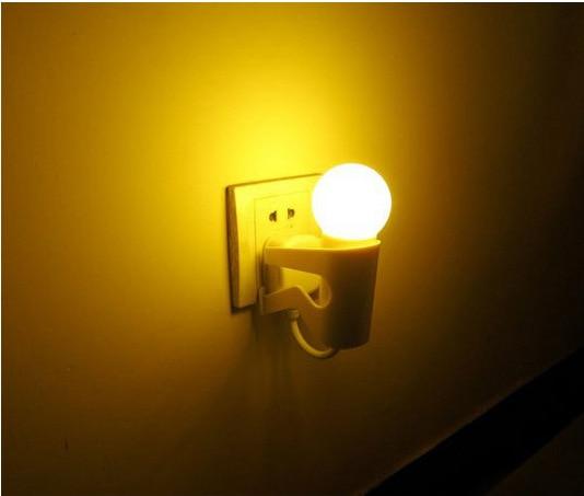 1-pcs Creative ABS Running LED Boy Villain Lamp Night Light Kid - Luces nocturnas - foto 4