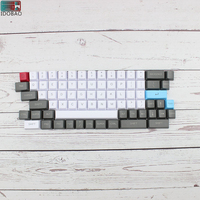 IDOBAO Custom 61 64 68 ANSI Keyset OEM PBT Keycap Profile Thick Set For Cherry MX Mechanical Keyboard GH60 XD64 GK64 Tada68