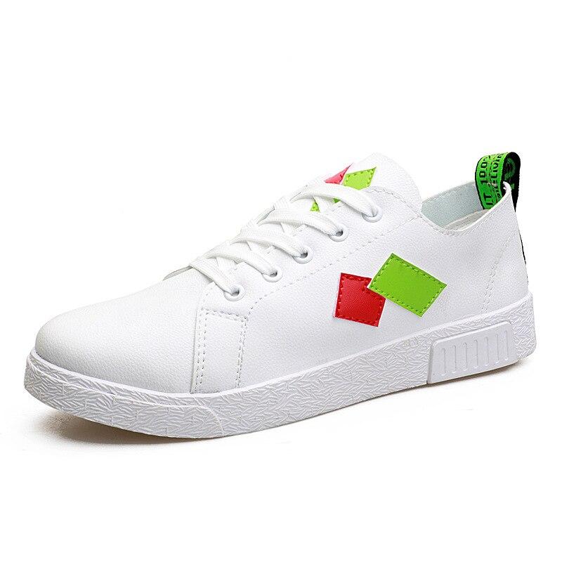 Social Designer Hommes En CasualMpx8116168 Cuir red Mode Chaussures Marque Printemps Black green DH92EIYW