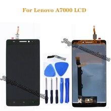 Для Lenovo A7000 ЖК монитор + цифровой преобразователь сенсорного экрана на замену для Lenovo a7000 комплект для ремонта ЖК дисплея + Инструменты