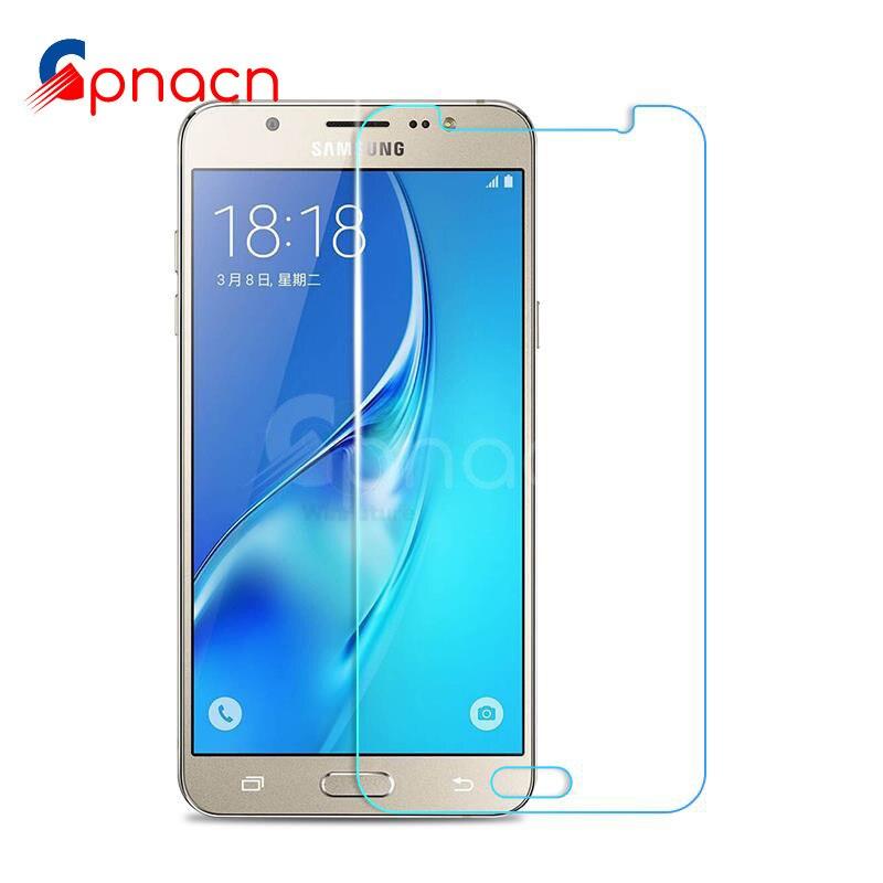GPNACN закаленное стекло 9h для Samsung Galaxy J3 J5 J7 2015 2016 2017 j310 j510 j710 экран протектор Телефон защитный плёнки чехол