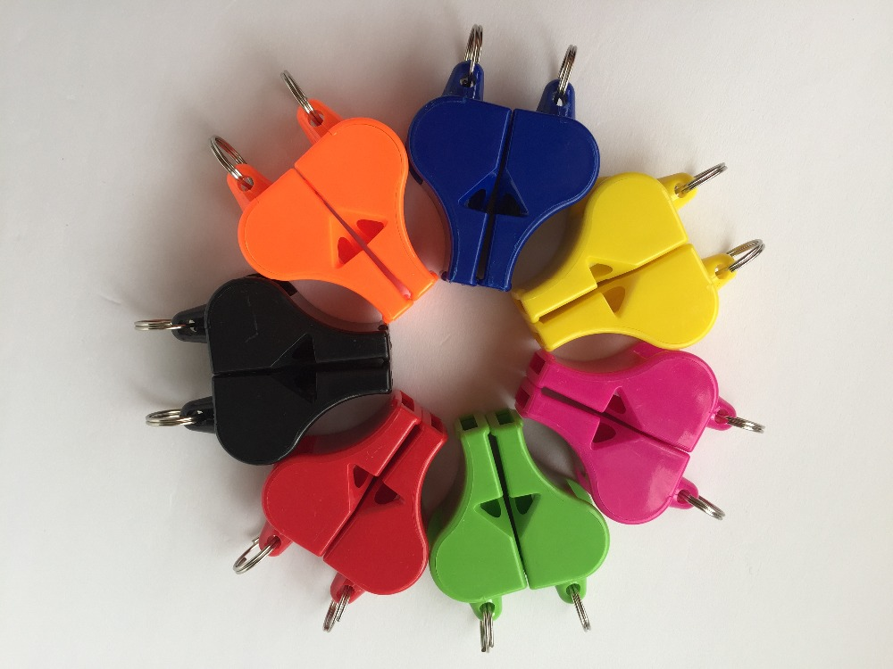 20pcs/Lot FOX40 Referee Classic Whistle Basketball Volleyball Football Tennis Apito Dolphin Whistle Without Canada Logo