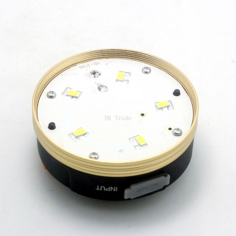 Luzes da Noite recarregável luz de acampamento lâmpada Fonte de Energia : Bateria Recarregável